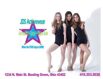 JDS ACTIVEWEAR AD